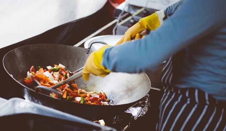 private chef villa service