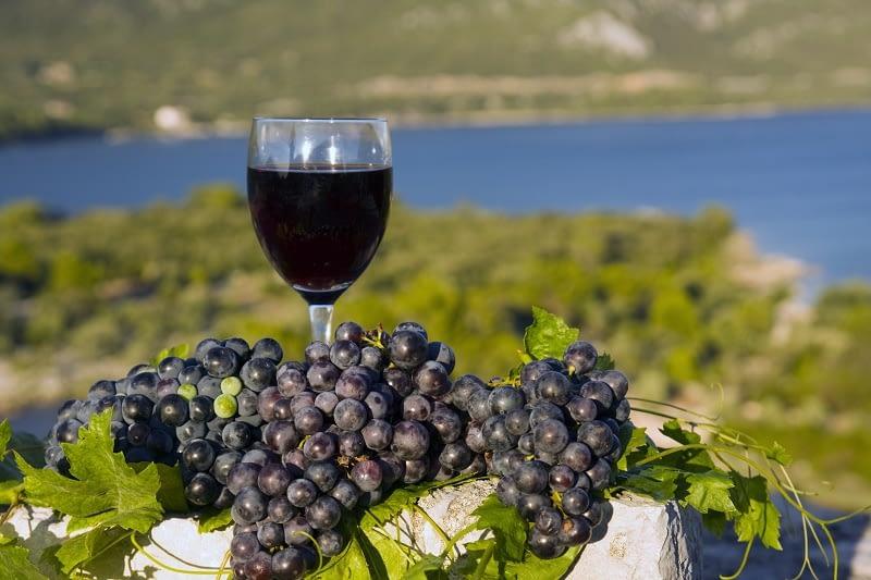 wines delivery villa services